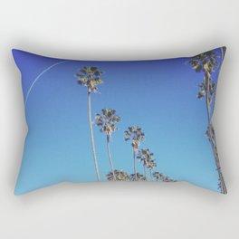 Beach streets Rectangular Pillow