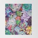 Succulent Garden by maiautumndesign