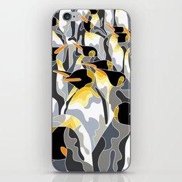 Penguins iPhone Skin