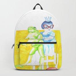 Frog King Backpack