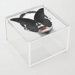 BLACK BUTTERFLY Acrylic Box