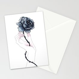 Blood Into Ink Stationery Cards