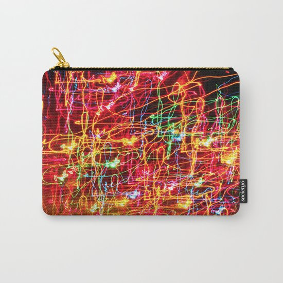 Neon Neon 4 Carry-All Pouch