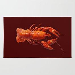 Pollution Awareness - Crawfish Rug