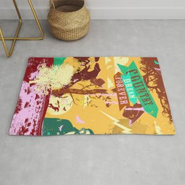 COUNTRY DREAM FOREVER Rug