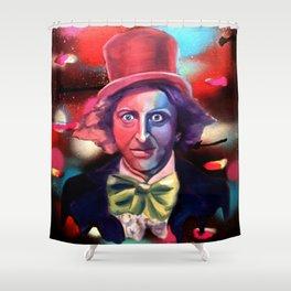Wonka Shower Curtain