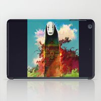 chihiro iPad Cases featuring no face by ururuty