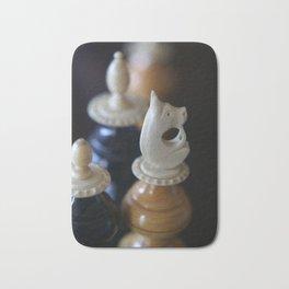 Games We Play - Chess Bath Mat