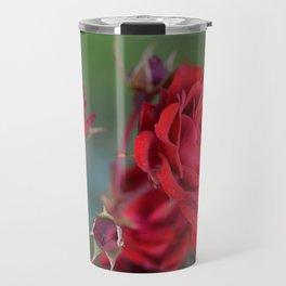 Blooming Roses Travel Mug