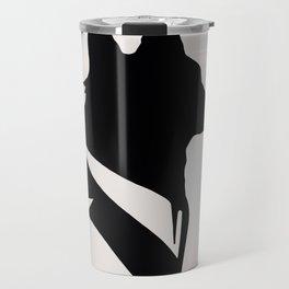 Monsieur Renard / Mr Fox - Animal Silhouette Travel Mug