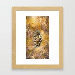 Venus of Wellendorf Framed Art Print