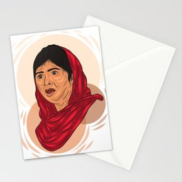 Malala Stationery Cards