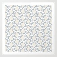 pattern series 042 Art Print