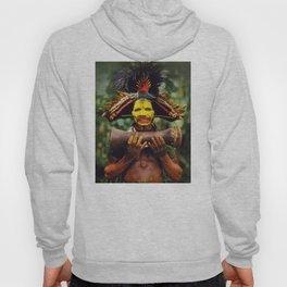 Papua New Guinea Chief Hoody