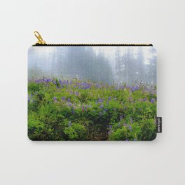Misty Mountain Meadow Carry-All Pouch