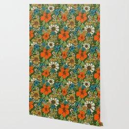 70s Plate Wallpaper