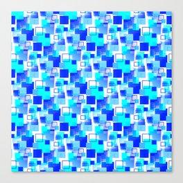 Rhapsody in Blue Canvas Print