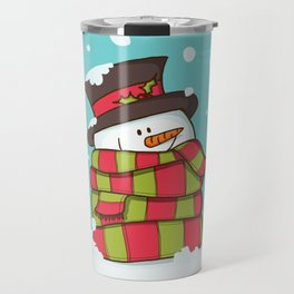 Warmest Wishes Travel Mug