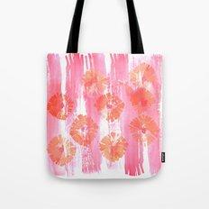 California Poppy Pop Tote Bag