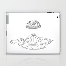brain juice Laptop & iPad Skin