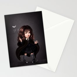 Swish and Flick Stationery Cards