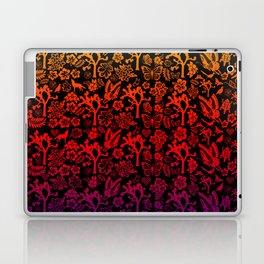 Joshua ree Heatwave by CREYES Laptop & iPad Skin