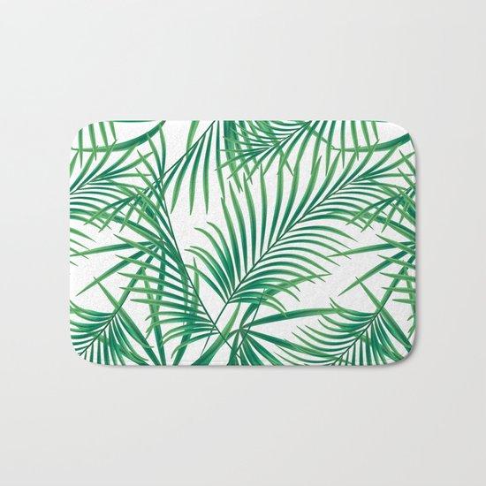 Tropical pattern.2 Bath Mat