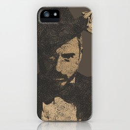 Mystery Unraveled  iPhone Case