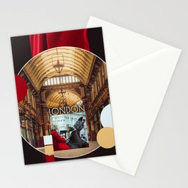 COLLAGE: London I Stationery Cards