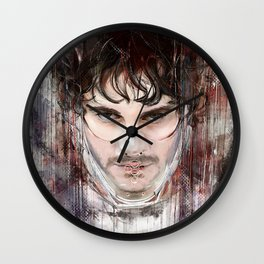 Mr Graham Wall Clock