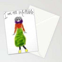Skirty Stationery Cards