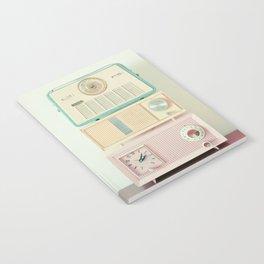 Radio Stations Notebook