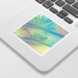 Palm bird Sticker