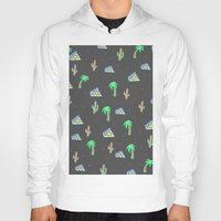 egyptian Hoodies featuring Egyptian Pyramids by Cale potts Art