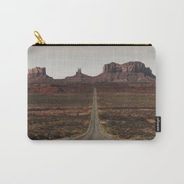 Run Forrest Carry-All Pouch
