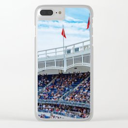New York city Yankee Stadium Clear iPhone Case