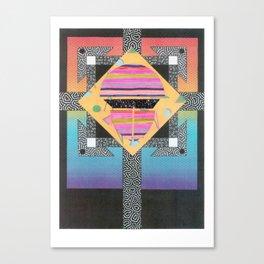 Orbital Reflex (2011) Canvas Print
