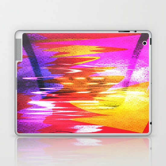 retro. Laptop & iPad Skin