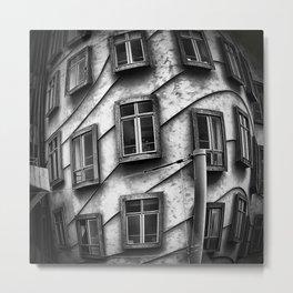 Geometrie praghesi [dancing house | Prague] Metal Print