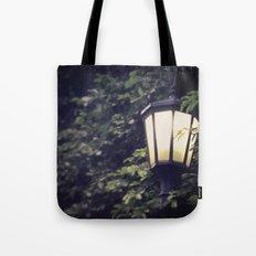 Overgrown Lamp Tote Bag