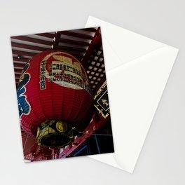 Tokyo Asakusa Lantern Stationery Cards