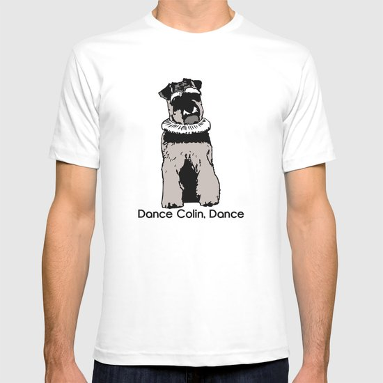 Dance Colin, Dance T-shirt