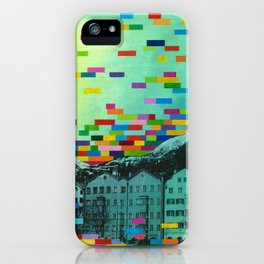 We are Here (Innsbruck) iPhone Case