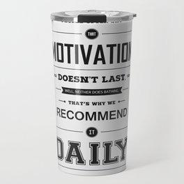 Lab No. 4 People Often Say Zig Ziglar Motivational Quote Wall Decor Travel Mug