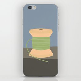 Cool Spool iPhone Skin