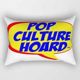 Pop Culture Hoard.com Rectangular Pillow