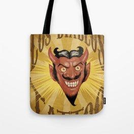 Los Diablos Tote Bag