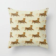 Tigre Throw Pillow