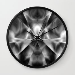 Geometric abstract disign Wall Clock
