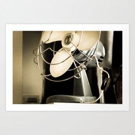 fan.1 Art Print